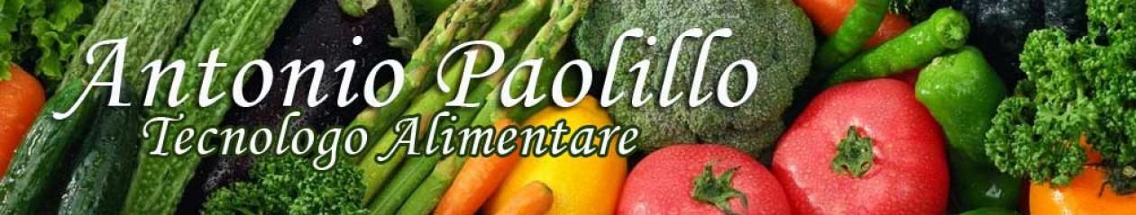 Dr. Antonio Paolillo  Tecnologo Alimentare Reggio Calabria
